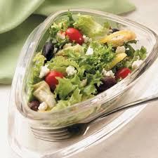 green salads recipe