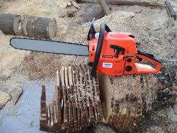 petrol saws