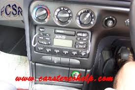 radio ford mondeo