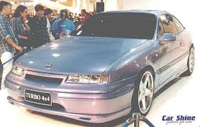 calibra body kits
