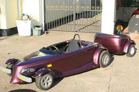 plymouth prowler trailer