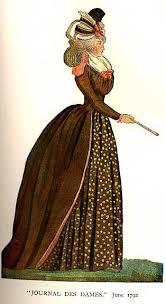 19th century french fashion