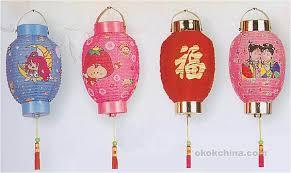 chinese candle lanterns