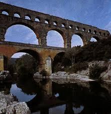 roman aqueducts pictures