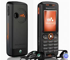 celular sony ericsson w200
