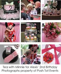 minnie mouse parties