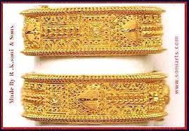 indian gold ornaments