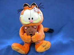 garfield stuff toy