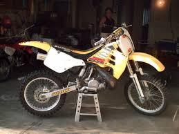 1989 suzuki rm 250