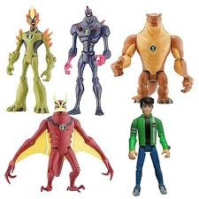 ben 10 alien forces toys