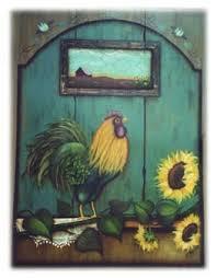 peinture decorative sur bois