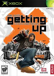 getting up xbox