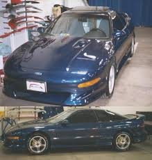 ford probe wing