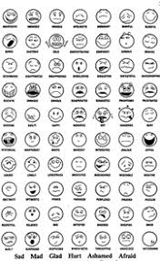 pictures of emotional faces