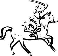 horse sword