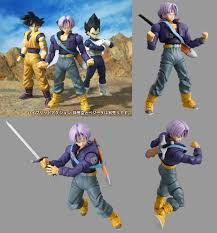 dragon ball z hybrid action figures