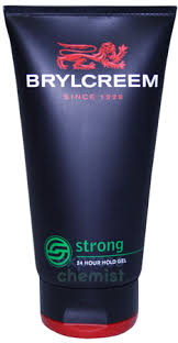 brylcreem strong wax