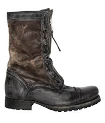 military style boot