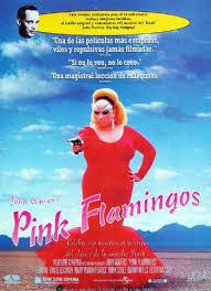 john waters pink flamingoes