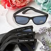 wedding favor sunglasses personalized sunglass favors wedding bridal shower