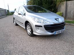 2008 peugeot 308 for sale peugeot 308 hatchback 1 6 hdi 110bhp s 3d for sale parkers