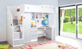lit mezzanine avec bureau pour ado lit mezzanine et bureau lit mezzanine junior x cm dressing bureau a