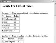 family feud quiz free questions and answers family reunions