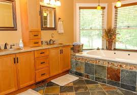 Craftsman Bathroom Lighting Craftsman Bathroom Slate Tile Floors Zillow Digs Zillow