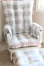 Nursery Rocking Chair by Nursery Cushion For Rocking Chair For Nursery Rocking Chair