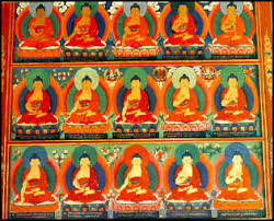 tibetan art and paintings facts and details