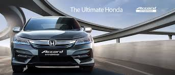 honda accord hybrid interiors specifications features honda