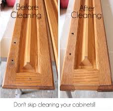 How To Paint Kitchen Cabinets A StepbyStep Guide Confessions - Cleaner for wood cabinets in the kitchen