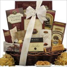 chocolate gift basket gift basket thank you chocolate delights gift basket