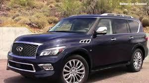 lexus lx 570 vs bmw x6 2016 lexus lx 570 vs infiniti qx80 exterior interior u0026 drive