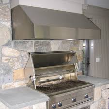 Vent A Hood 36 Inch Stainless Steel Outdoor Vent Hood 600 CFM