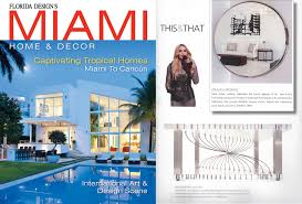 ligne atelier contemporary design showroom miami