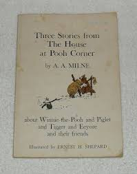 house at pooh corner three stories from the house at pooh corner a a milne e h