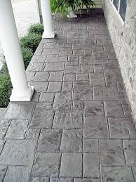 15 best sav house stamped concrete u0026 grill area images on