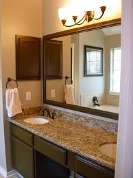bathroom cabinets how to frame a mirror in bathroom oval mirror