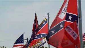 Confederate Flag Buy This Is Our Heritage U201d Confederate Flag Supporters Protest Ahead