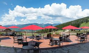 Vail Mountain Map Delicious Food Beautful Views At The 10th Restaurant On Vail