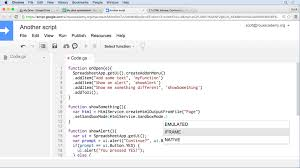 How To Make A Video Resume Script Learning Google Apps Script