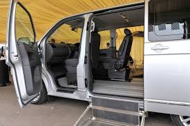 volkswagen van side wheelchairdriver u2022 view topic vw t5 wheelchair access