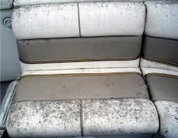 Marine Vinyl Spray Paint - how to clean mildew off your boat seats fibrenew