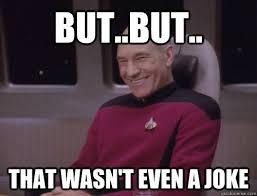 Star Trek Picard Meme - star trek the next generation meme not even a joke on bingememe