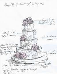 wedding cake drawing drawings of wedding cakes unique wedding ideas