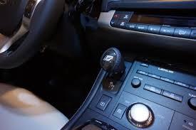 lexus ct200 f sports shift knob cool