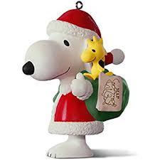hallmark keepsake ornament peanuts a snoopy for