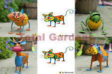 dogs metal garden ornaments ebay