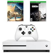 xbox one consoles and bundles xbox xbox one s 1tb assassin u0027s creed origins bundle xbox one consoles